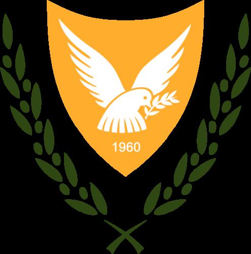 Cyprus emblem MoH logo
