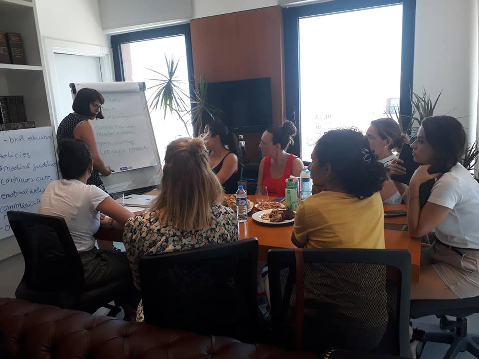 Strategy Workshop with the Turkish Community