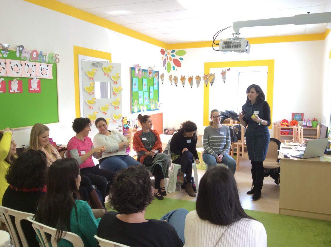 Volunteer Training on Advocacy